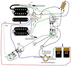 active and passive pickups ultimate guitar made another cleaner diagram