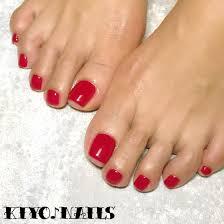 Summer Red シンプルに強く美しく 夏よりも熱い赤で M様はレッドカラー