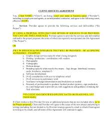 A work for hire contract serves a couple of very important purposes! Event Planner Client Contract Template Awb Firm