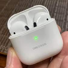 Tai nghe bluetooth không dây Inpods Pro 4 TWS cảm ứng điều khiển cảm biến  âm thanh HIFI cho Android iOS Hàng Xịn - Tai nghe Bluetooth nhét Tai Nhãn  hiệu No