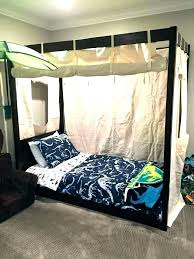 twin bed canopy tent – wrightway2go.info
