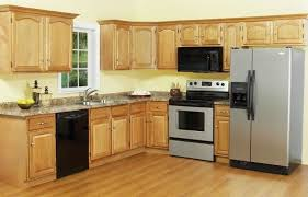 Kitchen Colors With Light Wood Cabinets Cool Decorating