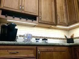 fascinating led strip lights under cabinet kitchen lights cupboard lighting cabinet strip counter led under cabinets