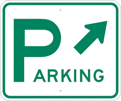 No Parking Clipart Clipground Reserved Signs Template