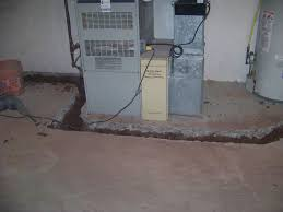 french drain in your basement