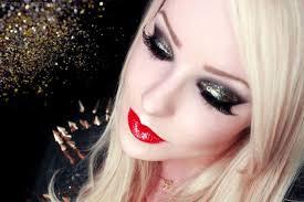 punk rock makeup tutorial