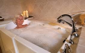 bath crest walk in tub