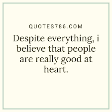 Quotes About Being Good Magnificent 48 Quotes About Being A Good Person At Heart Positive Qutoes