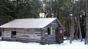 Small Picture Martins Cabin Part 1A Solar System for a Small Log Cabin YouTube