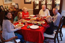 holiday dinner why you should forego the kids table this holiday season treehugger