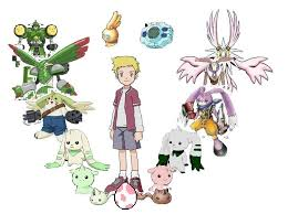 Terriermon Digivolution Chart Terriermon And Lopmon Evolutions Google Search Digimon