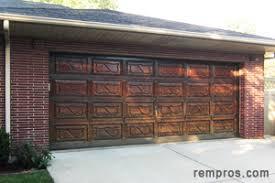 18 foot garage doorGarage door sizes Standard dimensions chart