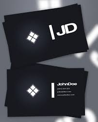 free template for business cards 12 usable free business card templates creativeoverflow