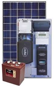 add more breakers to a full fuse box box and diy ideas Fuse Box Wires Exposed Hosuing Violation outback power vfxr 3,975 watt off grid solar system