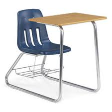 high school desks.  School A Traditional Chair Desk Is On The Left A Combination Unit In Middle  And Sledbased Right Inside High School Desks