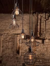 cage pendant lighting. Full Size Of Pendant Lights Sensational Industrial Cage Light Large Cluster Five Pendants Medallion Ceiling Lighting S