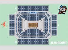 Alamodome Seating Chart 38 Inspirational Alamo Bowl Seating Chart Photo Punctilious