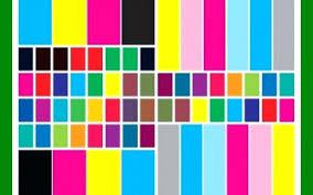 Color Printer Test Page Pdf Plus Printer Test Page Color For Make