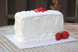 Elegant Strawberry Layered Pound Cake Gluesticks
