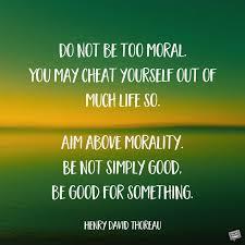 Henry David Thoreau Quotes Unique Henry D Thoreau Quotes To Live By