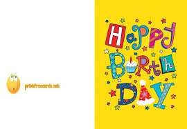 Online Birthday Cards For Kids 10 Printable Birthday Cards For Kids Simple Invoice