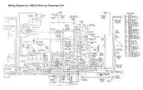 flathead electrical wiring diagrams wiring for 1950 51 mercury car
