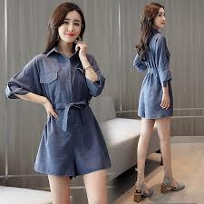 Shorts <b>female</b> summer new <b>Korean</b> version of the loose thin high ...