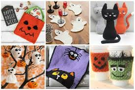 Halloween Crochet Patterns Inspiration 48 Crochet Patterns Perfect For Halloween Ideal Me