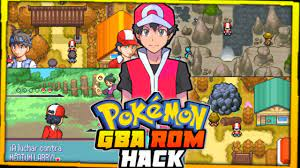 New Pokemon Gba Rom Hack With 3D Map,New Region & Story,Characters(Pokemon  Giratina Legend)|Spanish