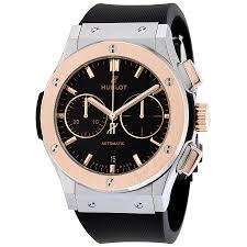 hublot classic fusion automatic black dial men s watch 521 no 1181 hublot classic fusion automatic black dial men s watch 521 no 1181