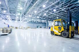 led light design amazing warehouse lighting commercial