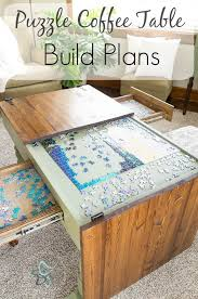 🔥+ folding coffee table plans diy 24 apr 2021 download one of these free deck plans so you can begin planning and building your deck. Puzzle Coffee Table Build Plans Designed Decor