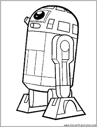 Small Picture R2d2 Coloring Page Coloring Pages Online