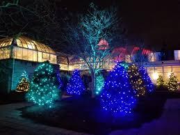 Franklin Park Zoo Lights Gardens Aglow At Franklin Park Conservatory And Botanical