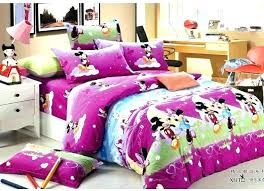purple full size comforter set mickey mouse full bedding mickey mouse king size comforter mouse full