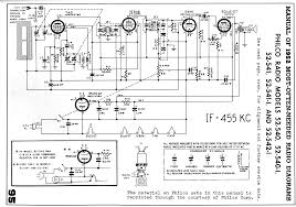 the free information society philco 52 540, 52 5401, 52 541, 52 Basic Electrical Wiring Diagrams at 5411 Wiring Diagram