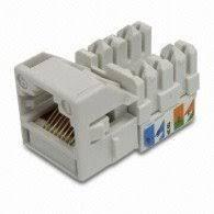 network component tools 網絡產品 é› è…¦ç¡¬ä ¶ amp cat6 rj45 keystone jack