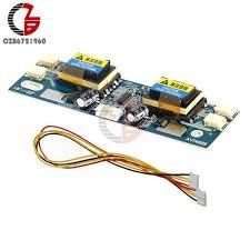 <b>DC 12V</b> 24V <b>Universal</b> CCFL Inverter 4 Lamp 10V 30V for 15 22 ...