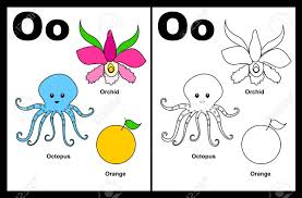 Then these free coloring pages will be the perfect addition to your lesson plan. Kids Alphabet Coloring Book Page With Outlined Clip Arts To Color Royalty Free Cliparts Vectors And Stock Illustration Image 38909369