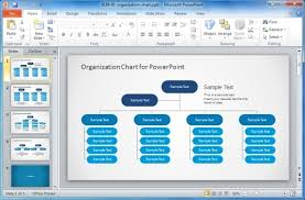 Microsoft Office 2010 Powerpoint Organizational Chart Best Organizational Chart Templates For Powerpoint