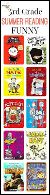 3rd grade summer reading list age 8 9 by imaginationsoup books