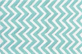 chevron area rug teal