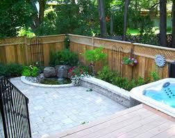 Backyard Oasis traditional-patio