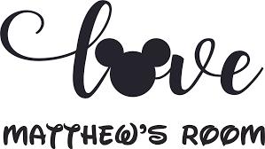 Mickey Mouse Name Logo (Page 1) - Line.17QQ.com