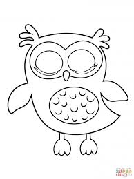 Small Picture Coloring Pages Free Printable Owl Coloring Pages For Kids Online
