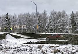 photos 7 0 earthquake rattles anchorage alaska