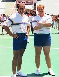 andy reid baby. dave toub and andy reid while coaching at utep. baby