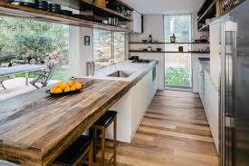 so wver your style or taste there s room for more than one countertop material in your kitchen