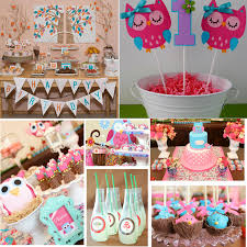 Owl Balloon Decorations Diy Birthday Party Supplies Party Supplies