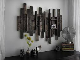 Modern Rustic Wall Decor Wall Decoration Ideas With Modern Rustic Style  Decorathink Best Collection